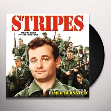 Elmer Bernstein STRIPES Vinyl Record
