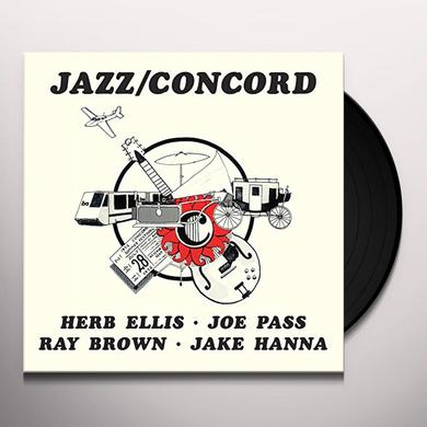 ELLIS / PASS / BROWN / HANNA JAZZ / CONCORD Vinyl Record