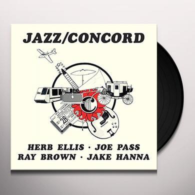 ELLIS / PASS / BROWN / HANNA JAZZ / CONCORD Vinyl Record - 180 Gram Pressing, Spain Import