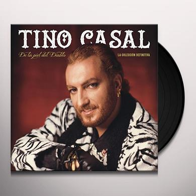 Tino Casal DE LA PIEL DEL DIABLO: LA COLECCION DEFINITIVA Vinyl Record