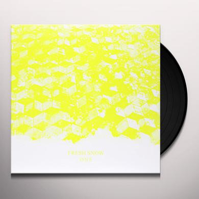 FRESH SNOW ONE Vinyl Record