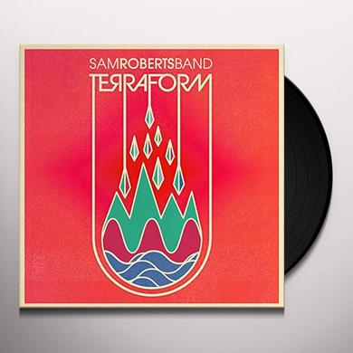 Sam Roberts Band TERRAFORM Vinyl Record