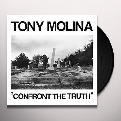 Tony Molina CONFRONT THE TRUTH Vinyl Record