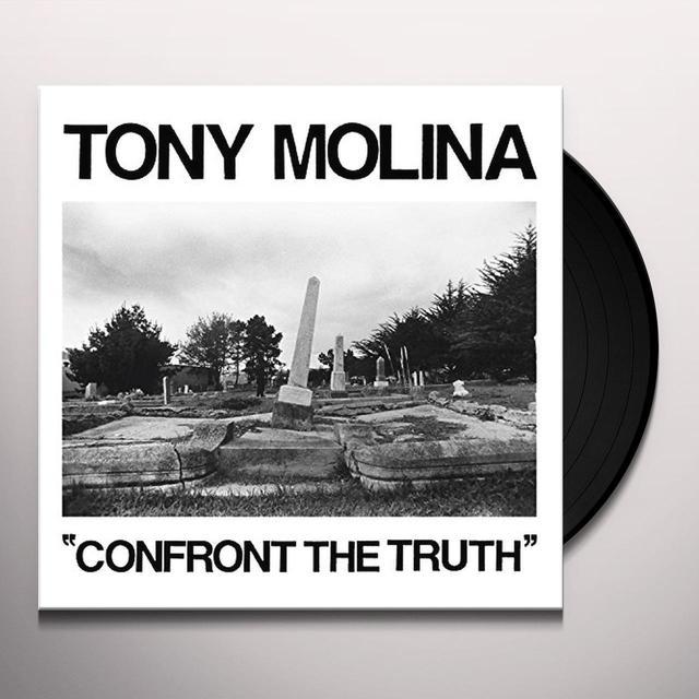 Tony Molina CONFRONT THE TRUTH Vinyl Record