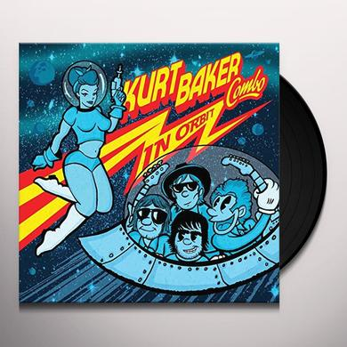 KURT BAKER COMBO IN ORBIT Vinyl Record