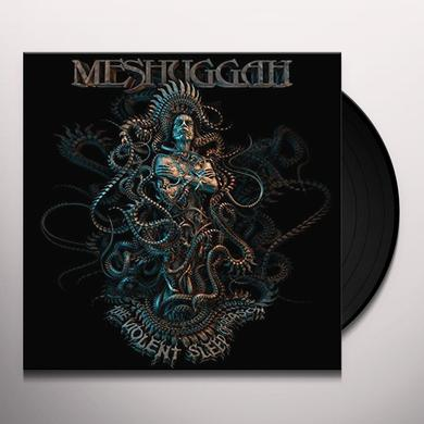 MESHUGGAH VIOLENT SLEEP OF REASON Vinyl Record - UK Import