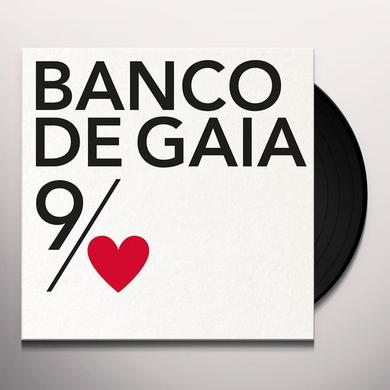 Banco de Gaia 9TH OF NINE HEARTS Vinyl Record - Limited Edition, UK Import