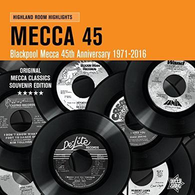 MECCA 45 / VARIOUS (UK) MECCA 45 / VARIOUS Vinyl Record