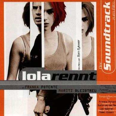LOLA RENNT / O.S.T. (UK) LOLA RENNT / O.S.T. Vinyl Record