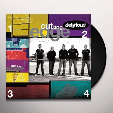 Delirious CUTTING EDGE 1&2 3&4 Vinyl Record - UK Import