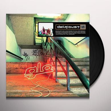 Delirious GLO Vinyl Record - UK Import