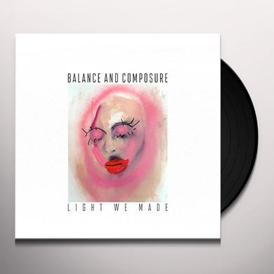 Balance & Composure LIGHT WE MADE Vinyl Record - Digital Download Included