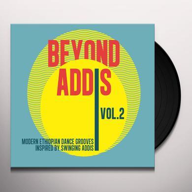 BEYOND ADDIS 2: MODERN ETHIOPIAN DANCE / VARIOUS Vinyl Record