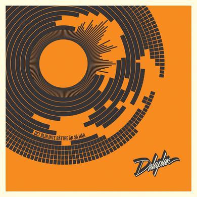 Dalaplan DET BLIR INTE BATTRE AN SA HAR Vinyl Record