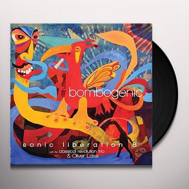 SONIC LIBERATION 8 BOMBOGENIC Vinyl Record