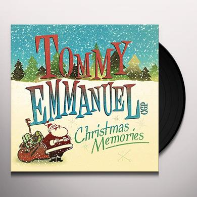 Tommy Emmanuel CHRISTMAS MEMORIES Vinyl Record