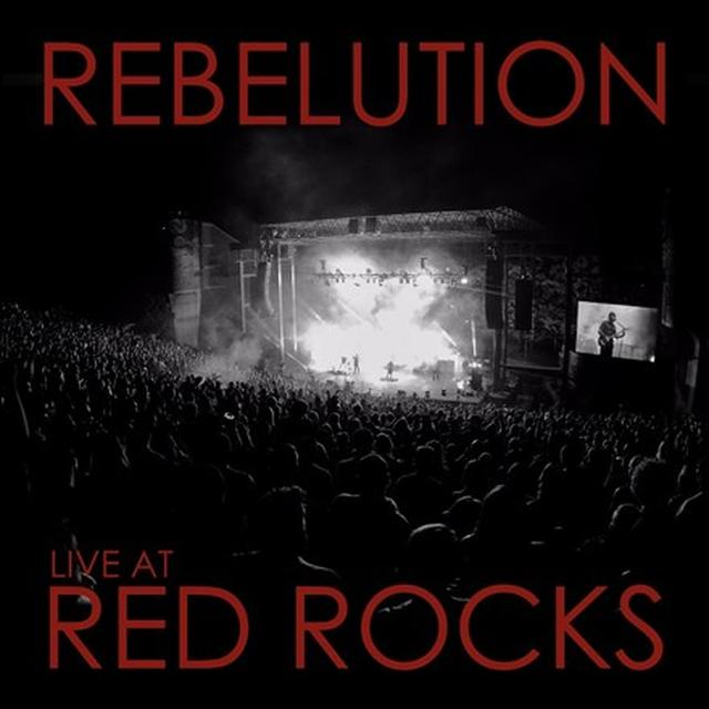 Rebelution LIVE AT RED ROCKS Vinyl Record