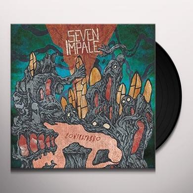 SEVEN IMPALE CONTRAPASSO Vinyl Record