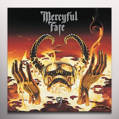 Mercyful Fate 9 Vinyl Record - Colored Vinyl, Red Vinyl