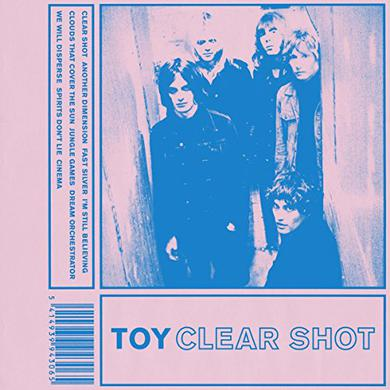 Toy CLEAR SHOT Vinyl Record