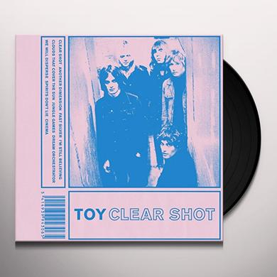 Toy CLEAR SHOT Vinyl Record - 180 Gram Pressing, Digital Download Included