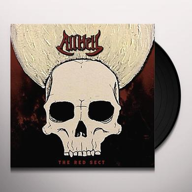 ALL HELL RED SECT Vinyl Record - Digital Download Included
