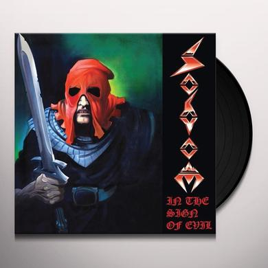 Sodom IN THE SIGN OF EVIL (WB) Vinyl Record