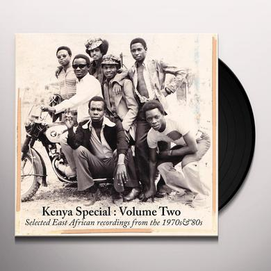 KENYA SPECIAL 2 / VARIOUS Vinyl Record - Gatefold Sleeve, Digital Download Included