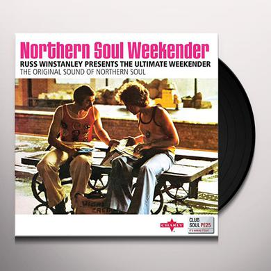 CLUB SOUL NORTHERN SOUL WEEKENDER Vinyl Record