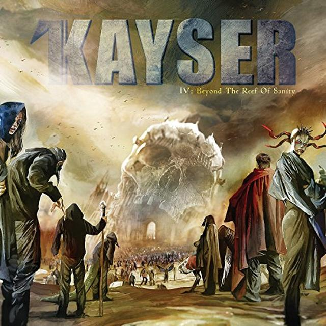 KAYSER IV: BEYOND THE REEF OF SANITY Vinyl Record