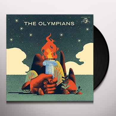 OLYMPIANS Vinyl Record
