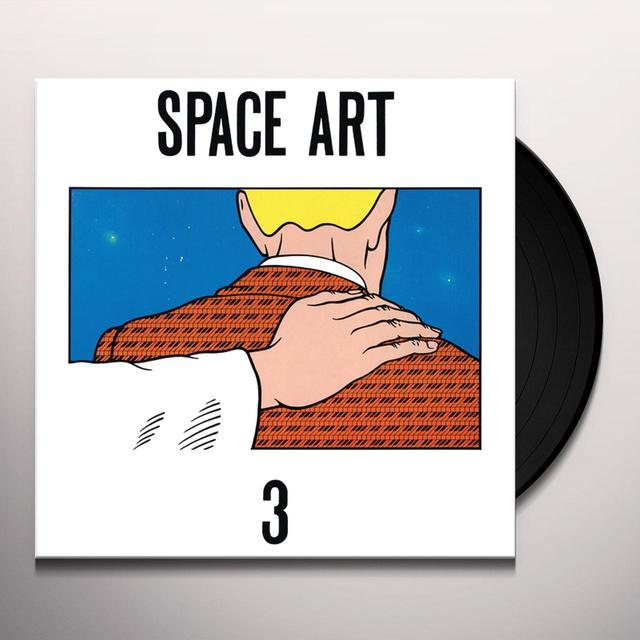 Space Art PLAY BACK Vinyl Record - w/CD