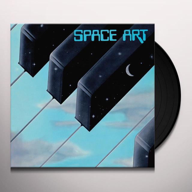 SPACE ART Vinyl Record - w/CD