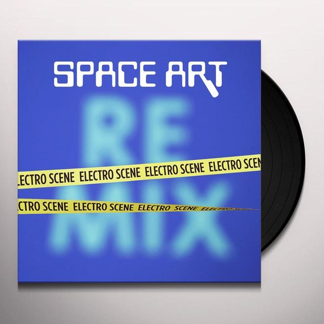 Space Art REMIX Vinyl Record - w/CD
