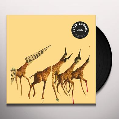 Felix Laband BAG OF BONES Vinyl Record