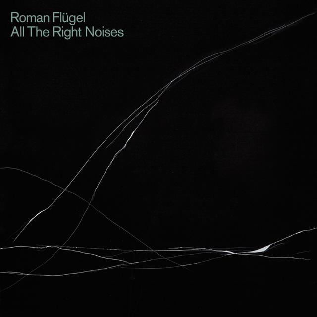 Roman Flügel ALL THE RIGHT NOISES Vinyl Record