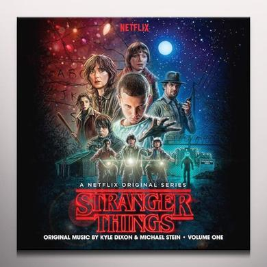 Kyle Dixon / Michael Stein STRANGER THINGS 1 Vinyl Record - Black Vinyl, Colored Vinyl, Gatefold Sleeve