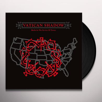 Vatican Shadow MEDIA IN THE SERVICE OF TERROR Vinyl Record