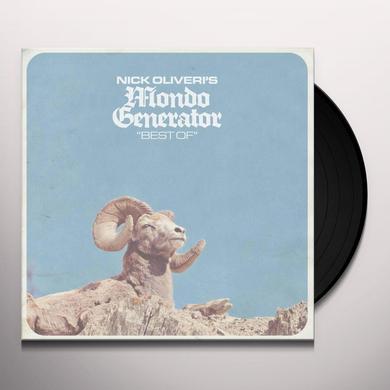 Nick Mondo Generator Oliveri BEST OF Vinyl Record