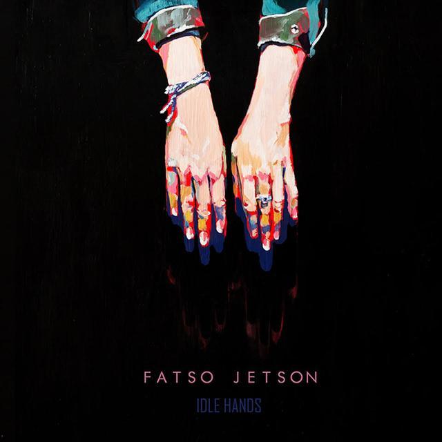 Fatso Jetson IDLE HANDS Vinyl Record - Colored Vinyl