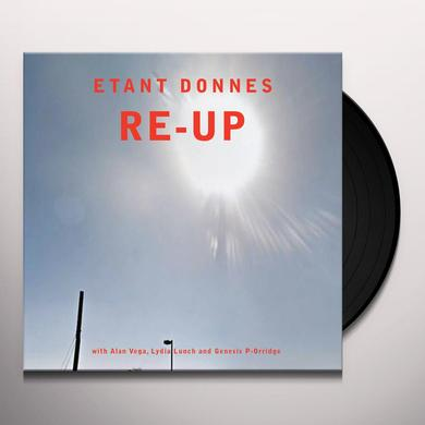 ETANT DONNES RE-UP Vinyl Record
