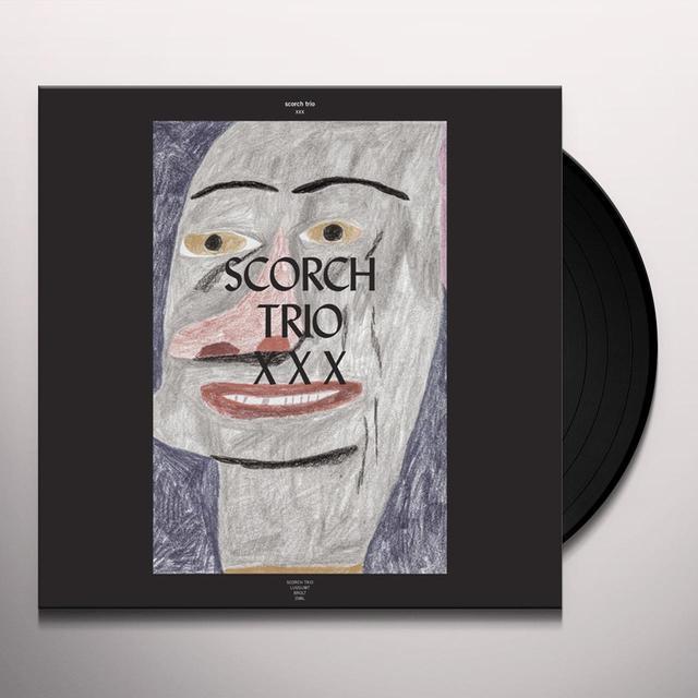 Scorch Trio XXX Vinyl Record