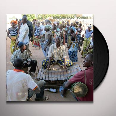 BURKINA FASO 1 / VARIOUS Vinyl Record