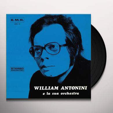 William E La Orchestra Sua WILLIAM ANTONINI E LA SUA ORCHESTRA Vinyl Record