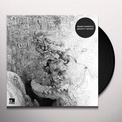 Reinier Zonneveld MEGACITY Vinyl Record