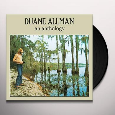 Duane Allman AN ANTHOLOGY Vinyl Record