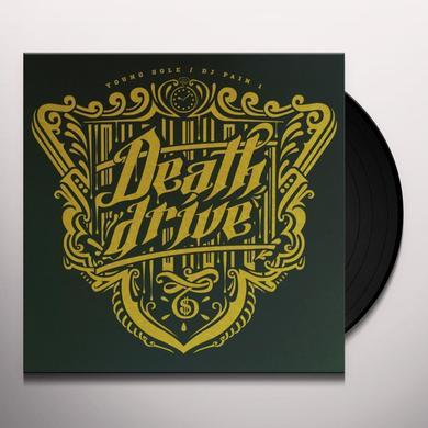SOLE / DJ PAIN 1 DEATH DRIVE Vinyl Record