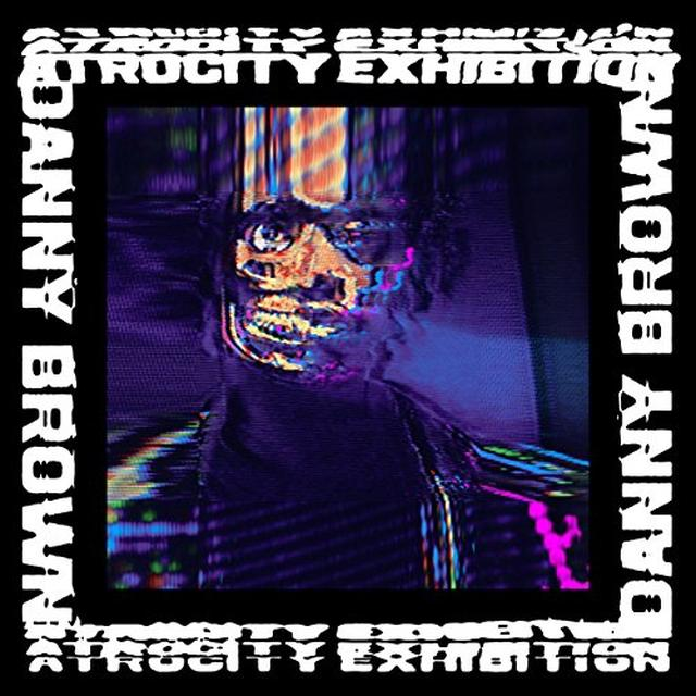 Danny Brown ATROCITY EXHIBITION Vinyl Record - Digital Download Included