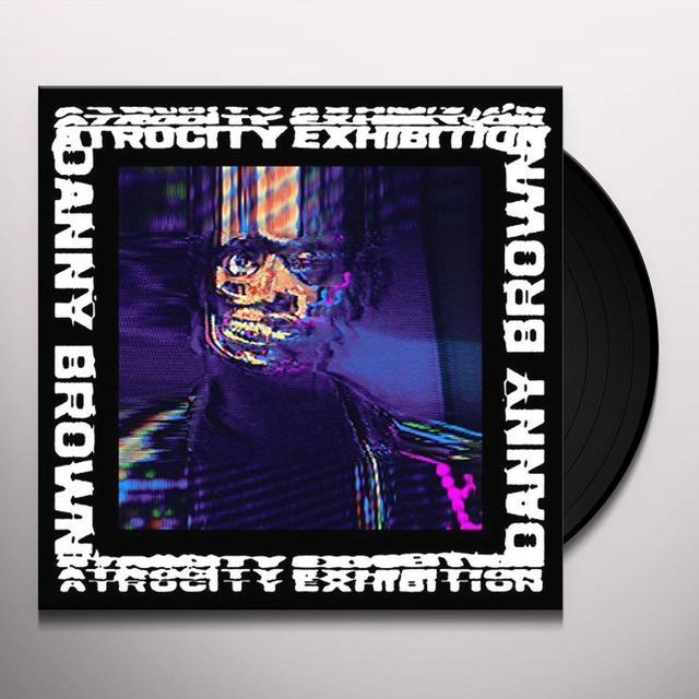 Danny Brown ATROCITY EXHIBITION Vinyl Record - Digital Download Included