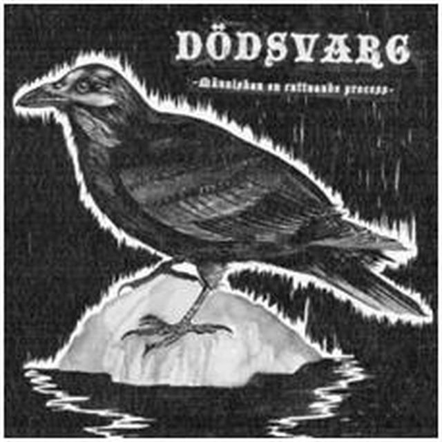 DODSVARG MANNISKAN - EN RUTTNANDE PROCESS (3X7) Vinyl Record